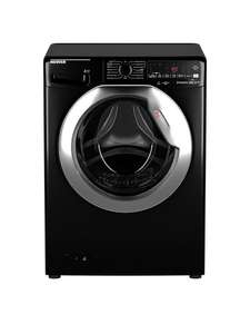 Hoover DWOA411AHC8B-80 11kg Load, 1400 Spin Washing Machine - Black/Chrome door £369.99 + £6.99 delivery at VERY