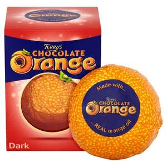Terry's Dark Chocolate Orange £1 Tesco