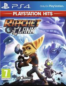 Ratchet and Clank (PS4) £9.95 at The Game Collection