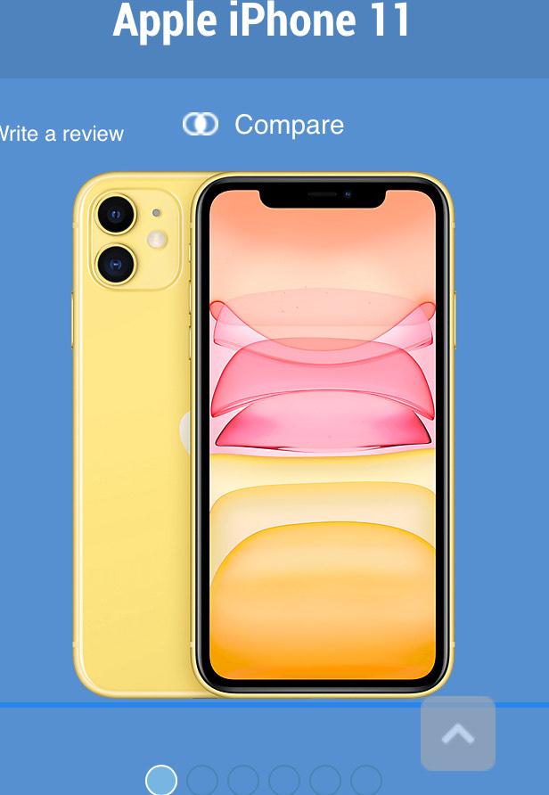 Apple iPhone 11 128gb No upfront cost £26.00 x 24 £624.00 Carphone Warehouse