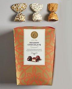 Italian Desert Chocolate Assortment 500g £6 @ Marks and Spencer (Milton Keynes)