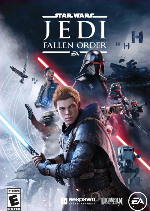 Star Wars Jedi Fallen Order Origin CD Key Global £39.69 scdkey.com