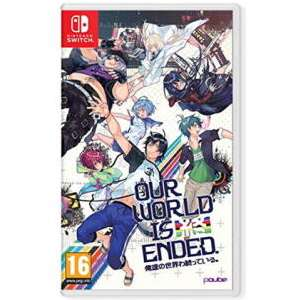 Our World Is Ended Day One Edition Nintendo Switch - £12.85 @ Base.com