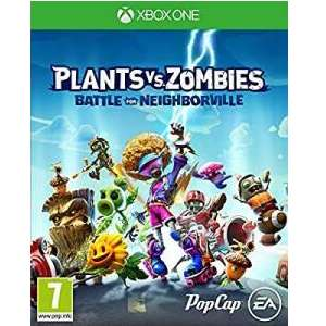 Plants vs Zombies: Battle for Neighborville £28.92 - Sold by The Game Collection on Amazon