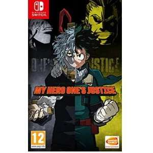 My Hero One's Justice - Nintendo Switch £19.85 @ Base.com