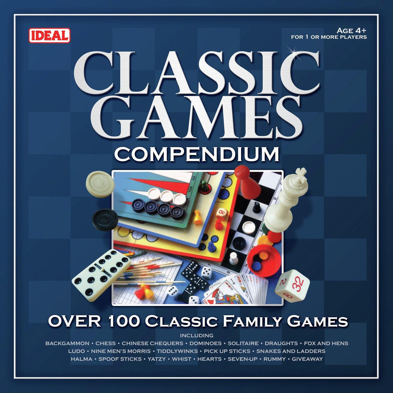 Ideal Games Compendium (100 classic games) - £13.40 @ Argos. Free Click & Collect
