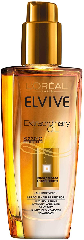 L'Oreal Elvive Extraordinary Oil All Hair Types 100ml £4.99 Prime / £9.48 nonPrime / £3.99 s&s Amazon