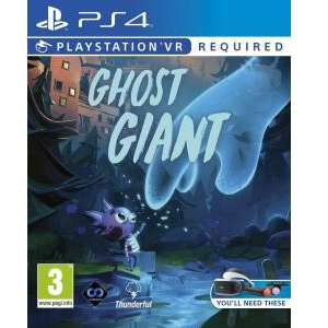 Ghost Giant (PS4 / PSVR) £12.95 Delivered @ The Game Collection