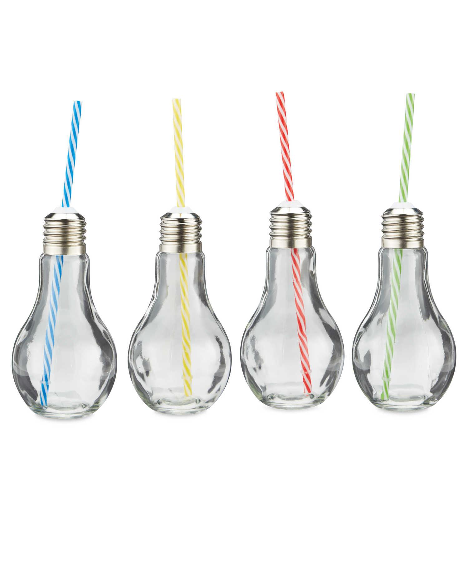 Novelty drunk ware - Light Bulb Cups £2.99 @ aldi