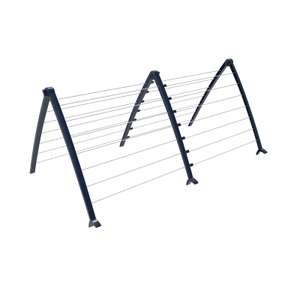 Morgan Expanding Overbath Airer - 17M £6 + others @ Homebase (Free Click & Collect)