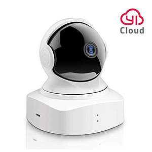 I Cloud Dome Camera 1080P HD £25.49 Sold by Seeverything UK and Fulfilled by Amazon.