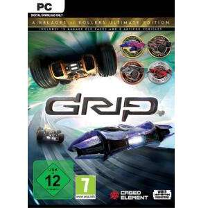 GRIP: Combat Racing - Rollers vs AirBlades Ultimate Edition PC [Steam] £9.99 @ CDKeys