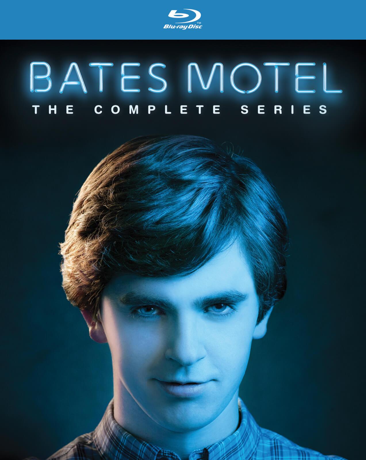Bates Motel - The Complete Series Blu-Ray Boxset £18.99 @ Amazon UK (+£2.99 Non-prime)