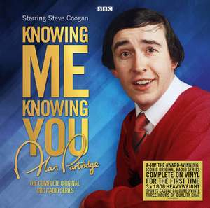 Alan Partridge Knowing Me Knowing You - The Complete Radio Series Collector's Edition LP, Box Set £24.80 on Amazon