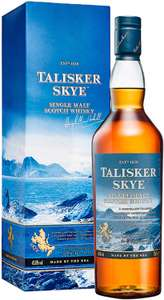 Talisker Skye Single Malt Scotch Whisky - 70cl £21.49 @ Amazon