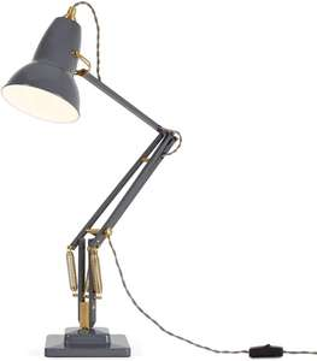 Anglepoise Original 1227 Brass Desk Lamp £89.99 @ Amazon