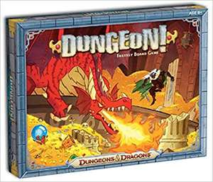 Dungeon! Board Game (D&D) - £15.52 @ Wordery