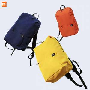 Original Xiaomi 10L backpack in pink for £2.47 delivered (using New User Coupon) @ AliExpress Deals / Xiaomi Mi Homes Store