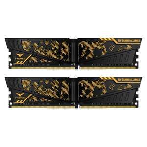 Team Group Vulcan TUF Gaming Alliance 16GB (2x8GB) DDR4 3200MHz Dual Channel Kit £68.69 delivered @ Overclockers