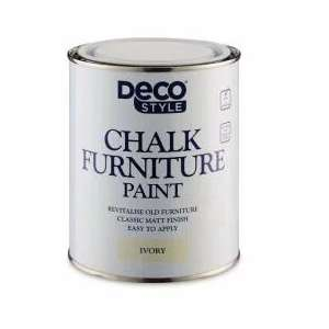 Deco style - Chalk Paint 750ml aldi instore £1.49