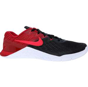 NIKE Red & Black Metcon 3 Trainers £51.98 Click & Collect @ Tk Maxx