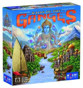 Rajas of the Ganges Board Game £30.72 @ Amazon