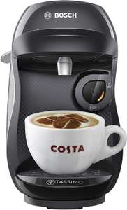 Tassimo TAS1002GB Happy Coffee Machine in Various Colours for £34.99 @ Amazon