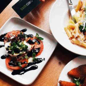 Free 3 months taste card and (free prosecco or side for you and a friend) on o2 Priority