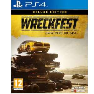 Wreckfest: Deluxe Edition - Inc. Season Pass (PS4) £29.99 Delivered @ Amazon
