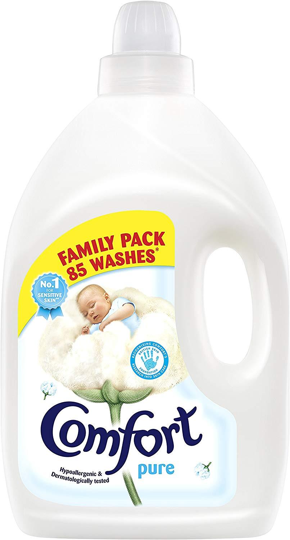 Comfort pure 85 wash £3 @ Amazon prime now
