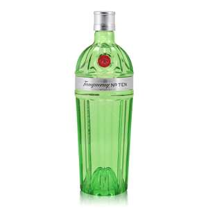 Tanqueray No. TEN Distilled Gin 70cl - £21.99 Delivered Amazon