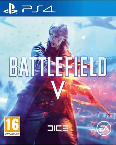 Battlefield V for XB1 & PS4 £10 instore at Asda