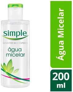 Simple micellar cleansing water 200ml £1.50 @ Amazon prime now