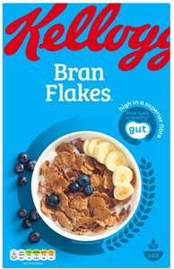 Kellogg's all bran flakes 750g 84p Prime exclusive @ Amazon Pantry - minimum £15 order / £3.99 delivery