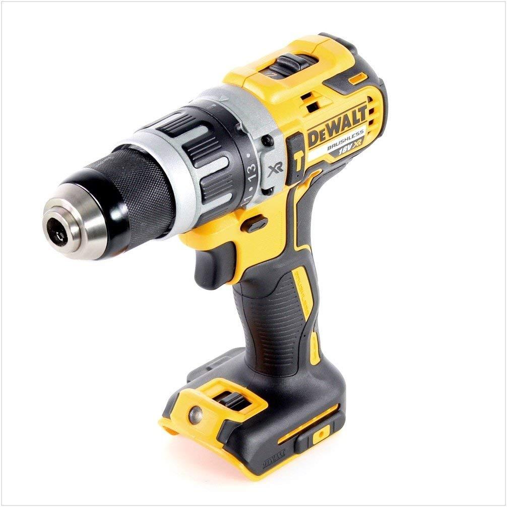 Dewalt DCD796N 18v XR Li-Ion Brushless Compact Combi Hammer £74.95 @ Amazon