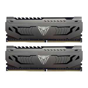 Viper Steel Series DDR4 16GB (2 x 8GB) 4000MHz Performance Memory Kit - PVS416G400C9K for £81.69 delivered @ Amazon