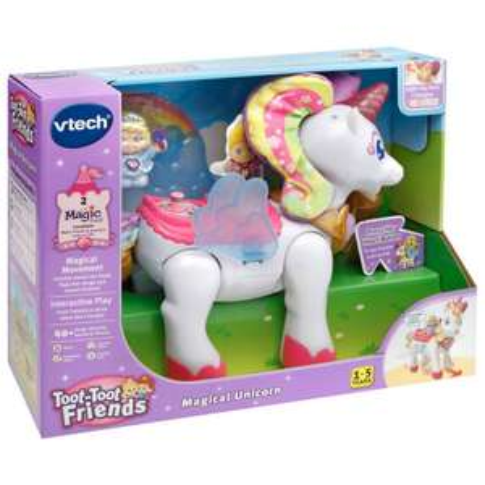 Vtech Toot-toot kingdom big unicorn £20.80 @ Argos