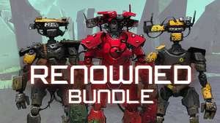 Renowned Bundle (8 Steam Games PC/Mac/Linux) £3.79 @ Fanatical