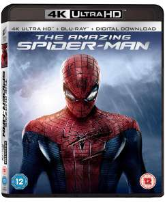 The Amazing Spider-Man (4K Ultra HD + Blu-ray) £9.99 / £8.99 with code @ Zoom