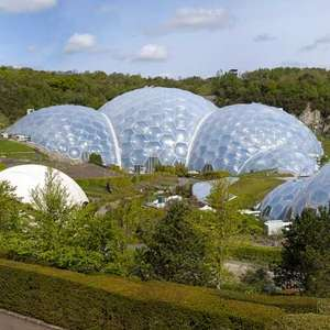 Eden Project Adult Ticket only £13.50 @ Red Letter Days