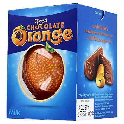 Terrys Chocolate Orange - 99p @ Lidl