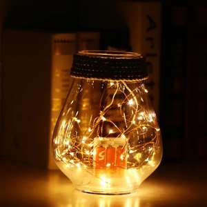 3m (10ft) 30-LED String Light with Battery Box £1.57 delivered @ Gearbest