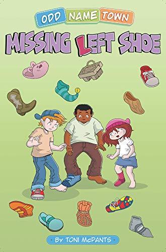 (FREE) Odd Name Town: Missing Left Shoe @ Amazon Kindle