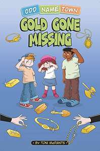 Odd Name Town: Gold Gone Missing (FREE) @ Amazon Kindle
