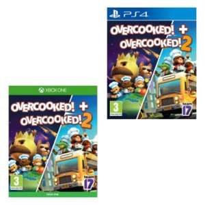 [Xbox One/PS4] Overcooked & Overcooked 2 - £16.95 delivered @ The Game Collection