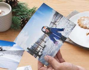 100 Photo Prints 6x4 for £3.99 delivered with code (normally £18.99) @ Photobox