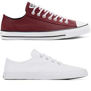 Up to 50% Off Sale + Extra 15% Off with code @ Converse - e.g Costa Peached Canvas Low Tops £22.50 delivered