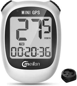 Meilan M3 cycling computer GPS bike meter for £14.92 delivered (using code) @ Gearbest