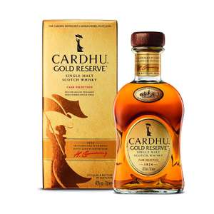 Cardhu Gold Reserve Single Malt Scotch Whisky, 70 cl £22.99 @ Amazon
