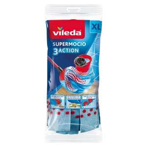 Vileda 3 Action mop with telescopic handle £3.00 reduced from £6.00 in-store Asda Bordesley Green